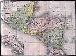 road map central america