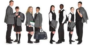 school uniform england