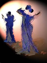 paintings of dancing