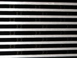 aluminum grills