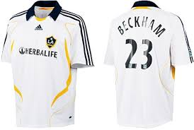 david beckham la galaxy shirt