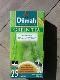 dilmah green tea