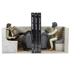 cool book ends