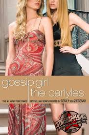 gossip girl book cover