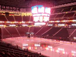 prudential center seats