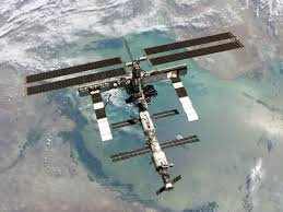 space station photo