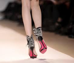 pink soles