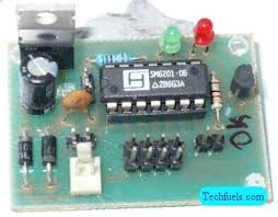 electronic circuit component