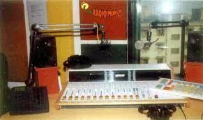 broadcasting studios