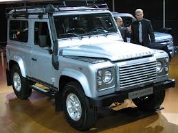 defender land rover