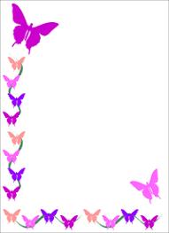 cute butterfly clip art