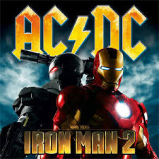 acdc iron man 2 album