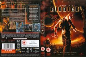 the chronicles of riddick dvd