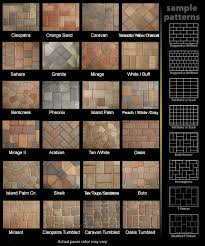 brick pavers design