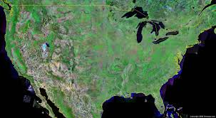satellite photos of usa