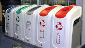 recycling containers uk