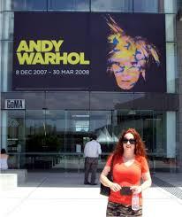 andy warhol exhibits
