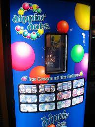 dippin dots vending machine
