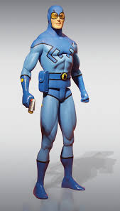 blue beetle action figures
