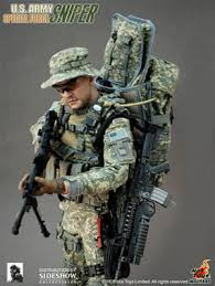 12 military action figures