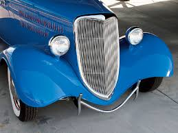1934 ford grill