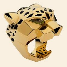 panthere cartier ring