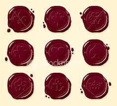 letter wax seals