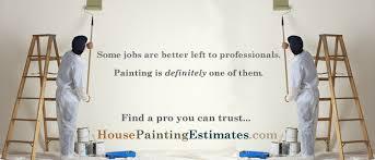 painting estimates
