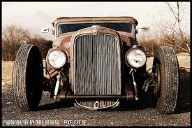 1932 hot rods