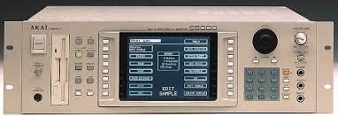 akai s5000 sampler