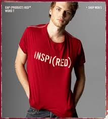 product red shirts