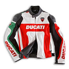 ducati motorcycle jacket