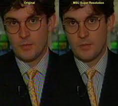 super resolution images