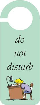 do not disturb series