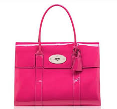 mulberry pink bag