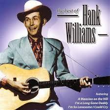 hank williams albums