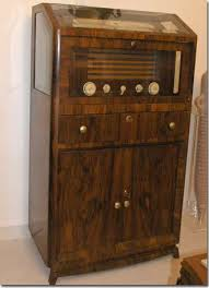 antique televisions