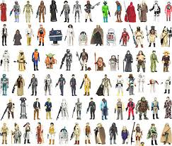 all action figures