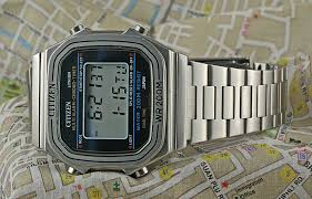 citizen digital watch