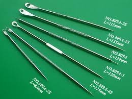 blackhead tools