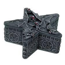 gothic jewellery boxes
