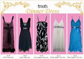 casual dinner dresses