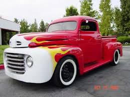 ford pickup 1949