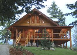 canadian log homes