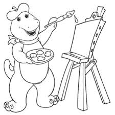 kids coloring papers