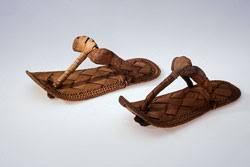 ancient egyptian footwear