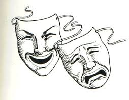 masks of tragedy