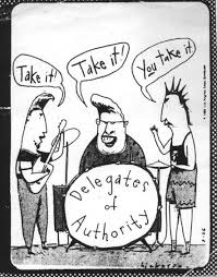 delegation of authority