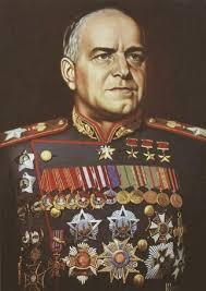 Galería artistica de Alejandro Del valle xD Konstantin-vasiliev-a-portrait-of-marshal-georgi-zhukov-19681