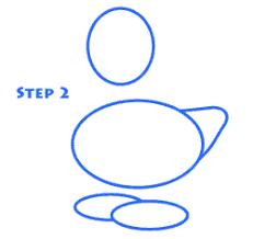 drawing of ducks